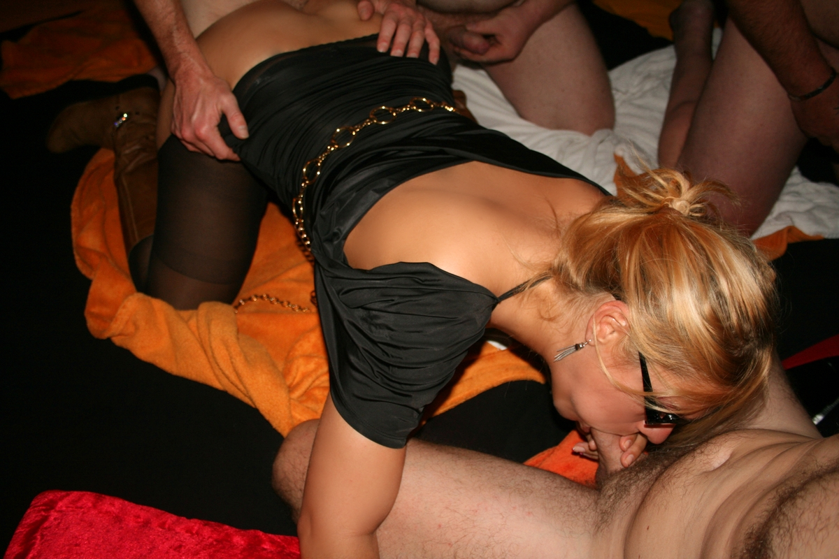 Nice deutsche swinger sex like